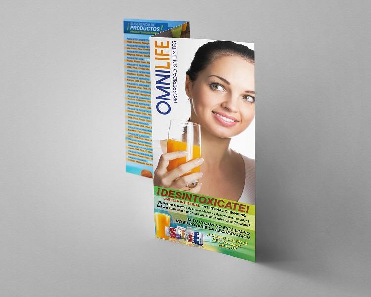 Características de un brochure